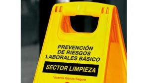 RIESGOS ESPECÍFICOS DEL PUESTO DE TRABAJO - PERSONAL DE LIMPIEZA